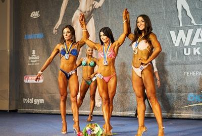 Золото тренера Юлии Вьюницкой и наши поздравления!