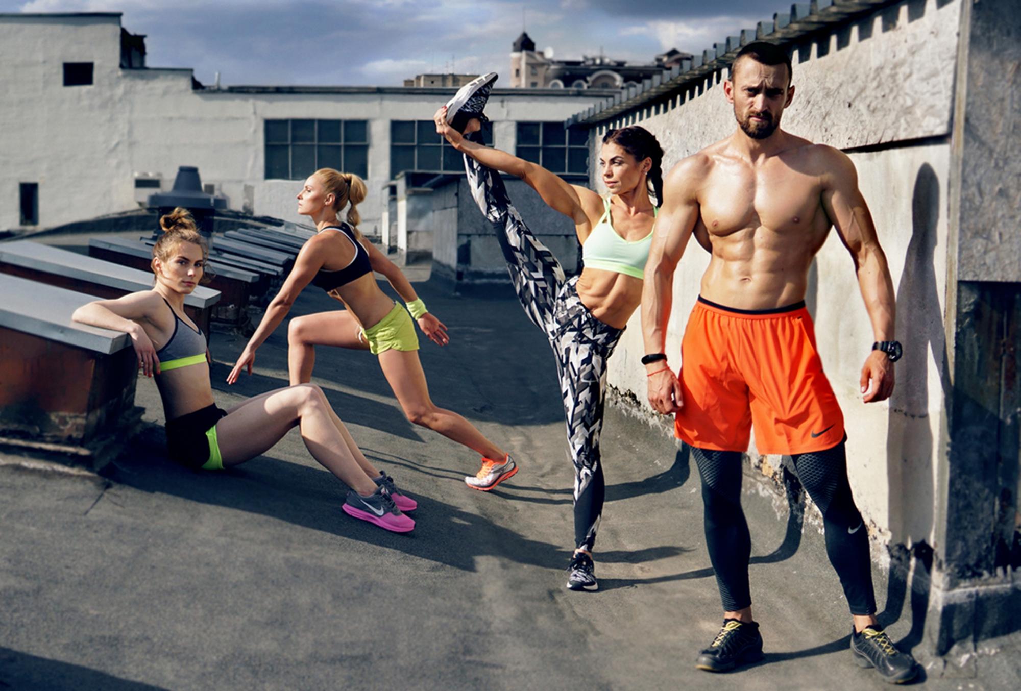 Бесплатно смотреть тренер по фитнесу прыгала на большом члене фото 433-311