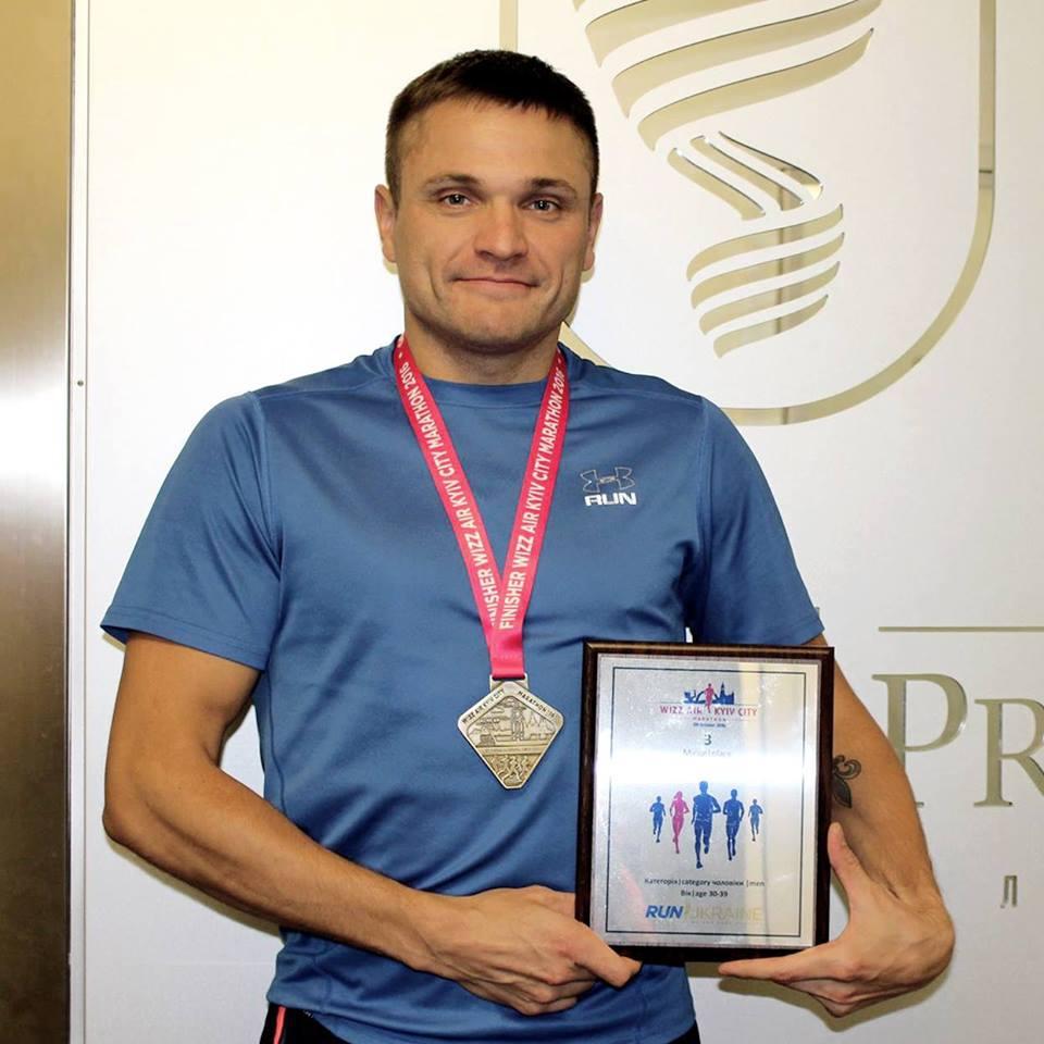 Поздравления с победой тренера Алексея Алфёрова