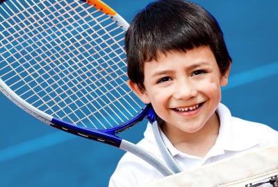 Children's tennis Academy starts!