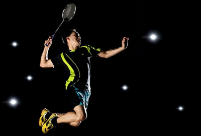 Tournament badminton on 17th of December