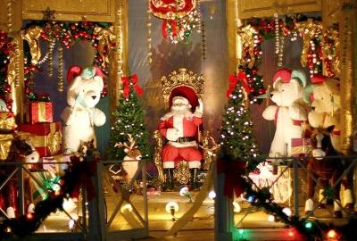 Дитяче новорічне свято в «Гран-Прі»