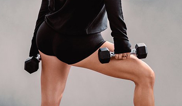 Training program Hot Legs