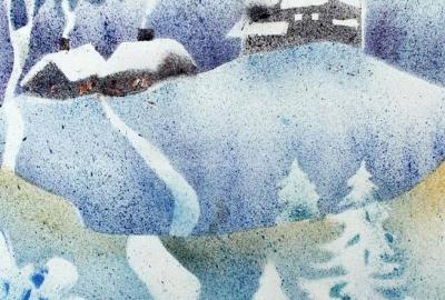 """Сhildren's workshop """"Winter Forest"""""""